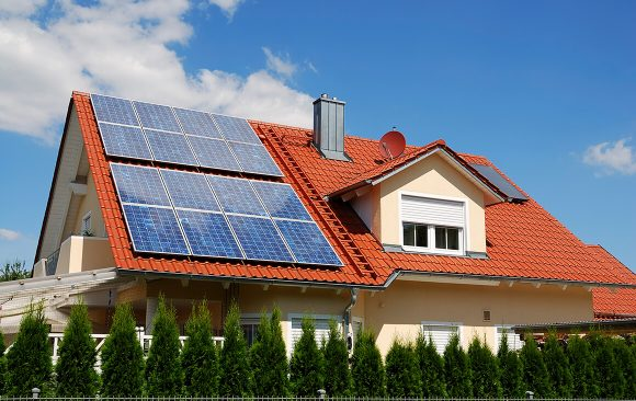 Solar, Wind, Hydropower: Home Renewable Energy Installations