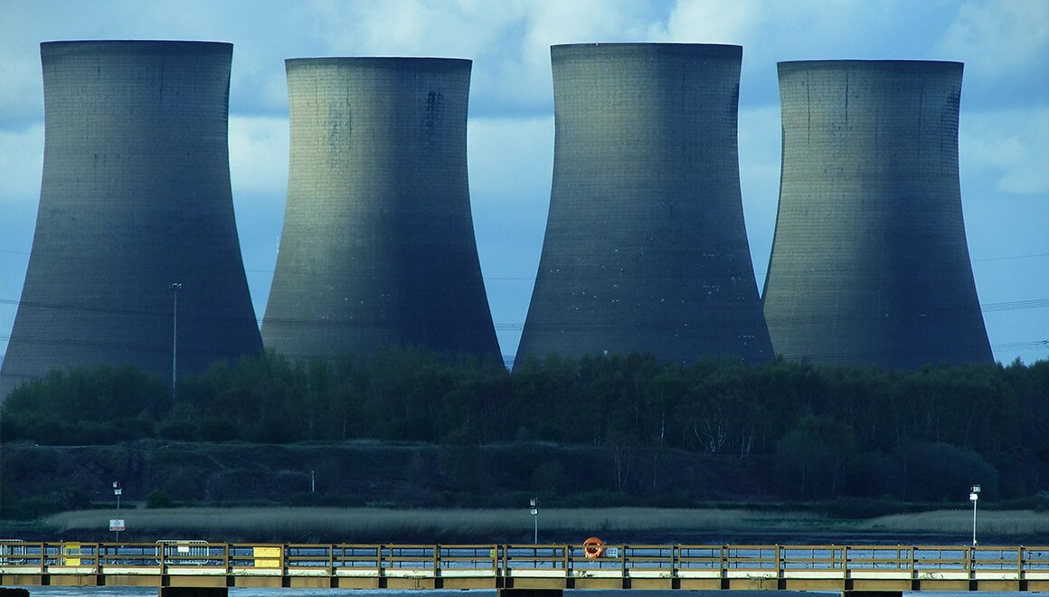 Scientists say that carbon dioxide emissions have decreased