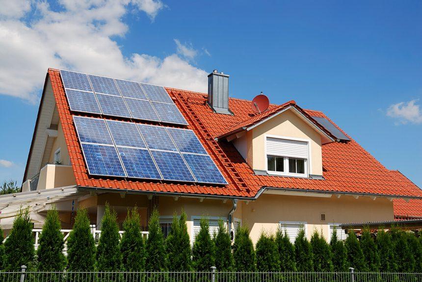 Solar, Wind, Hydropower: Home Renewable Energy Installations
